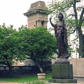 Chicago The Spirit of Music Statue by Nieves Nitta
