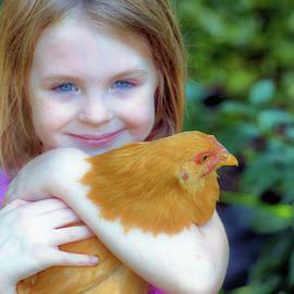 Chicken Love by Debra Kewley