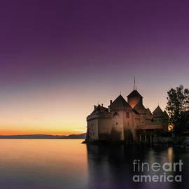 Chillon Castle 2 by DiFigiano Photography