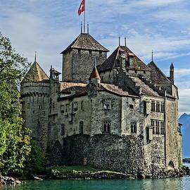 Chateau de Chillon Switzerland by Patricia Caron