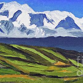 Chimborazo by Escudra Art