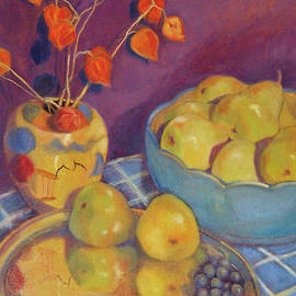 Chinese Lanterns by Jane Collins