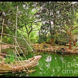 Chinese Stone Ship by Imagery by Charly