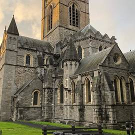 Christ Church Cathedral  by Diana Rajala