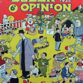 Christmas 1938 Dublin Opinion by Misc