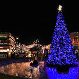 Christmas At Easton Town Center by Dan Sproul