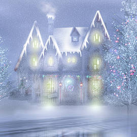 Christmas at Satis Manor by Mark Andrew Thomas