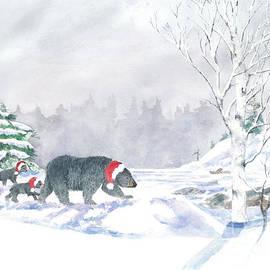 Cherie DenBoer - Christmas Bears