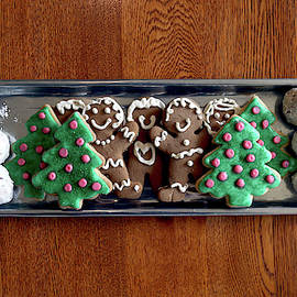 Christmas Cooky Tray