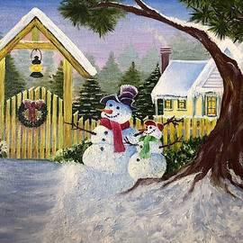 Christmas Eve  by Elena Dremova