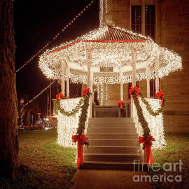 Christmas Gazebo by Imagery by Charly