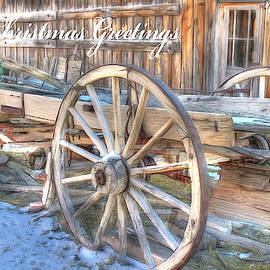 Christmas Greetings by Donna Kennedy