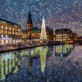 Christmas Hamburg by Alex Mir