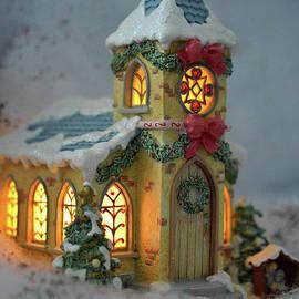 Carrie Harris - Church at Christmas