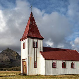 Church On The Penninsula by Denise Bush
