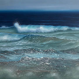 Churning Waters by Eva Volf