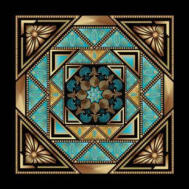 Circumplexical No 3887 by Alan Bennington