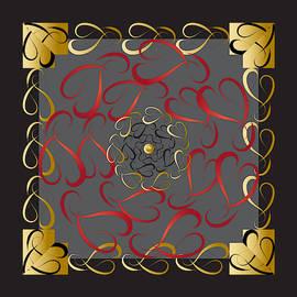 Circumplexical No 3866 by Alan Bennington