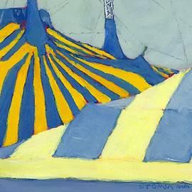 Circus Stripes No. 2 by Bill Tomsa