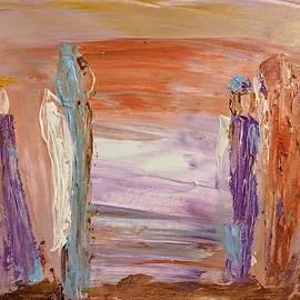 City Of Angels by Jennifer Nease