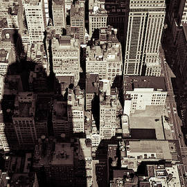 City Shadow by Dave Bowman