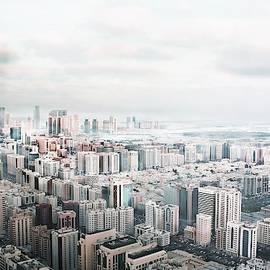 Cityscape, Abu Dhabi by Slawek Aniol