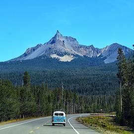 Classic VW Road Trip by Dana Hardy