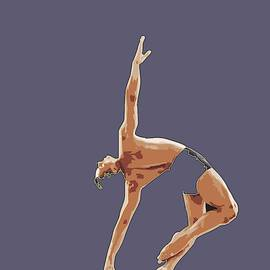 Classical Ballet Dancer by Joaquin Abella