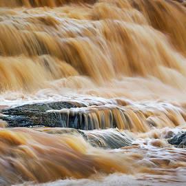 Clay Falls by Patrick M Lynch