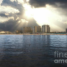 Clearwater Beach  by Brian Marcantonio