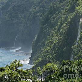 Cliffside Showers by RJ Bridges