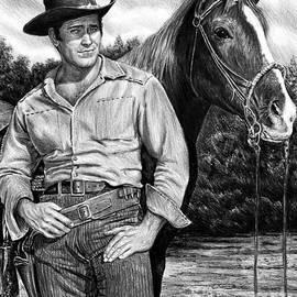 Clint Walker by Andrew Read