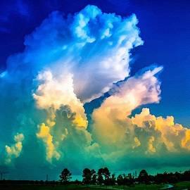 Gert J Rheeders -  - See Challenge In The Description Box - Cloud Pareidolia Fantasy L A S