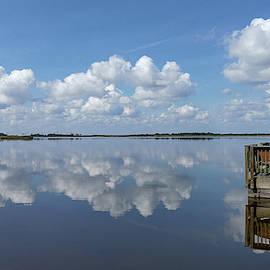 Cloud Reflections by Liza Eckardt