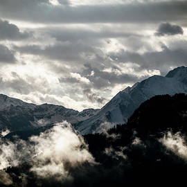 Clouds Above All by Dennis Dempsie