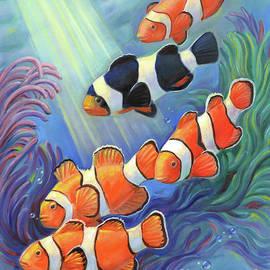 Clownfish Paradise by Svitozar Nenyuk