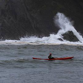 Coastal Kayak by Steven Clark