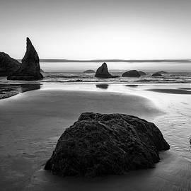 Coastal Rocks by Steven Clark