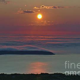 Coastal Sunrise by Dale Kohler