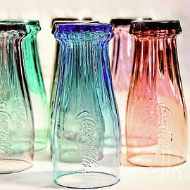 Coca-Cola Glasses Limited Edition by Kaye Menner