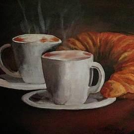 Coffee Break by Shylaja Nanjundiah