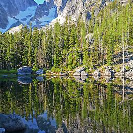 Colchuck Lake by Curt Remington