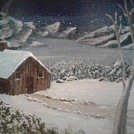Cold Winter's Night by Sheri Keith