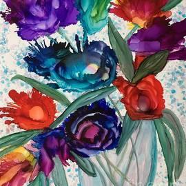 Matthews Farmers Market Flowers