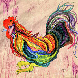 Color Me Rooster by Janice Pariza