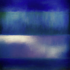 Color of the Blues by Jon Woodhams