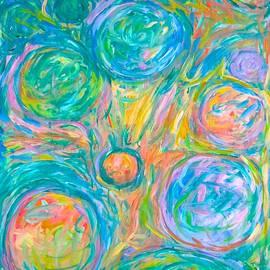 Color Space by Kendall Kessler