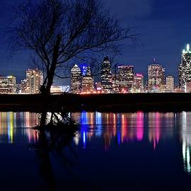 Colorful Dallas  by Frozen in Time Fine Art Photography