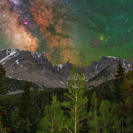 Colorful Darkness by Ralf Rohner