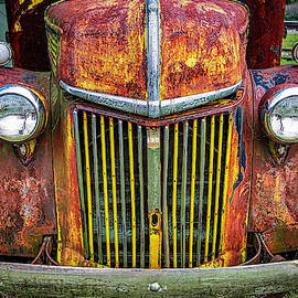 Colorful Ford by Dale R Carlson